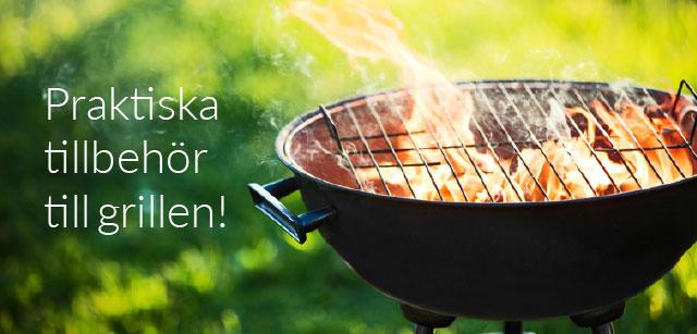 Smarta grillverktyg