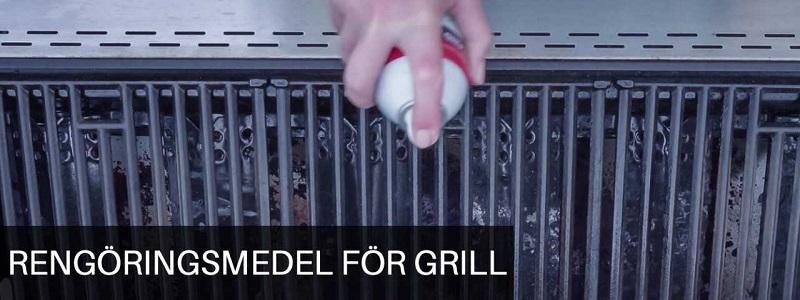 Rengöringsmedel för grill